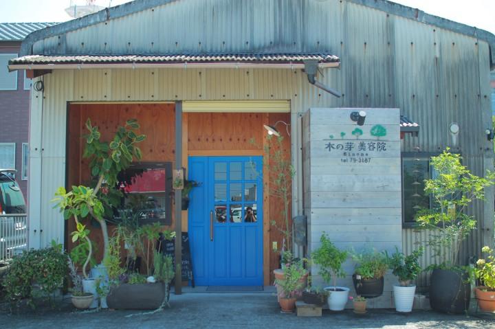 木の芽美容院